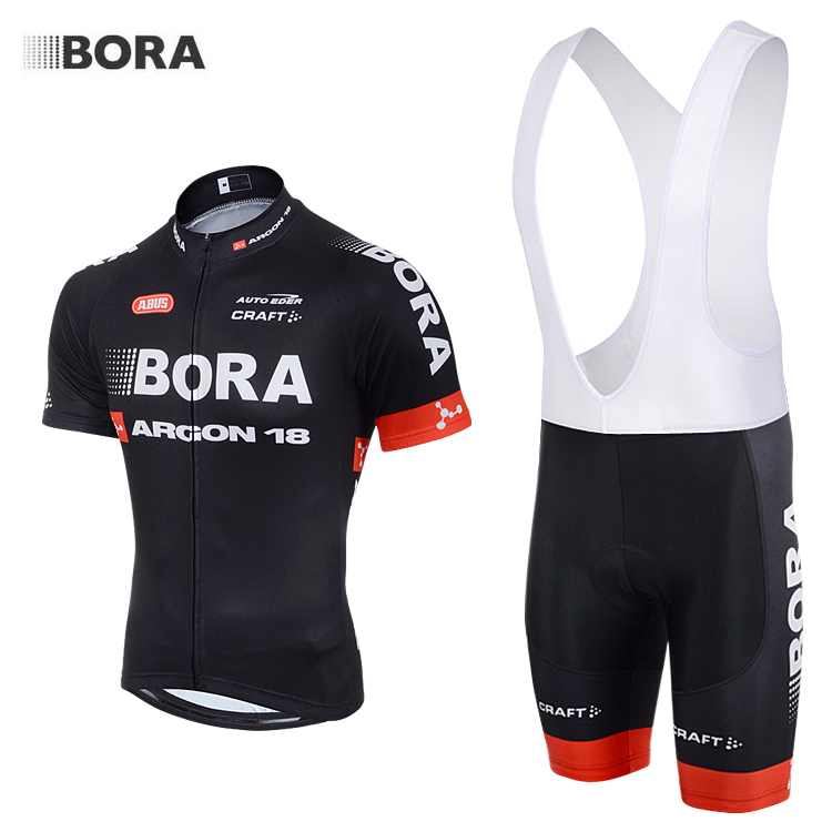 Mtb 2015 bora cycling jersey ropa ciclismo short sleeve for Bora ciclismo