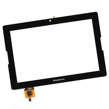 Original Touch Screen Digitizer Glass Replacement For Lenovo A10-70 A7600 Tablet Free shipping