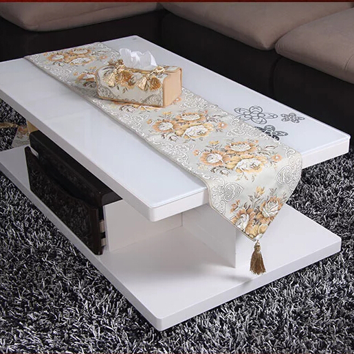 table runner western quality fabric table cloth fashion coffee table