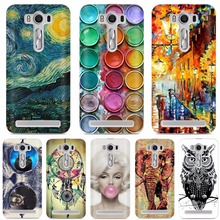 Young Style Case ASUS Zenfone 2 laser ZE500KL ZE500KG Colorful Printing Cover Cases 5.0 inch - Shenzhen YiPeng Technology Co., Ltd store