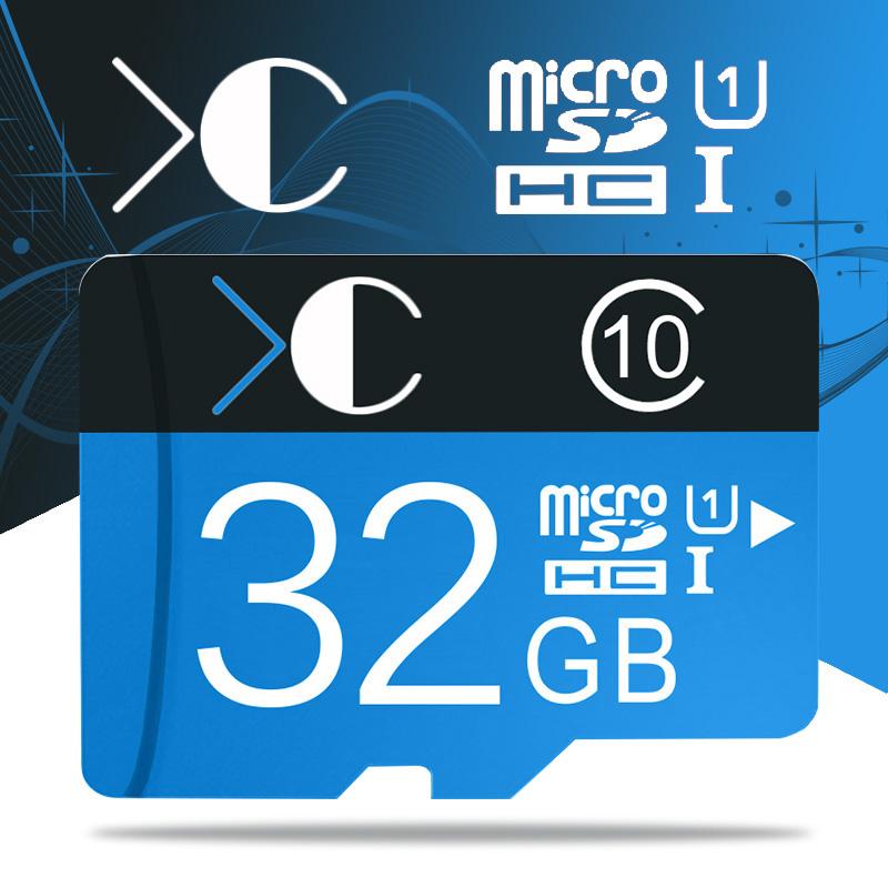 New Real capacity Class10 TF card 64GB 32GB 16GB 8GB 4GB Micro SD Card 64GB SDHC/SDXC Flash memory card with free adapter(China (Mainland))