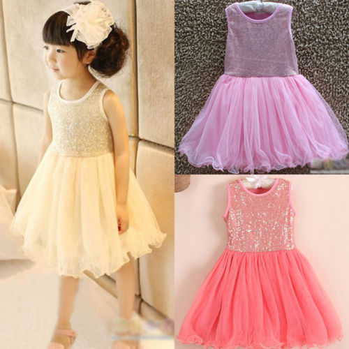 New 2015 Baby Girls Toddler lace Princess Party dresses casual summer Tulle Tutu Dress sleeveless kids costume(China (Mainland))