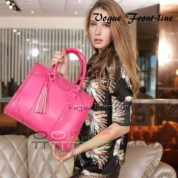 Free Shipping Newest Women Leather Handbags Of Famous Brands Designers Brand Handbags For Woman Totes Bag