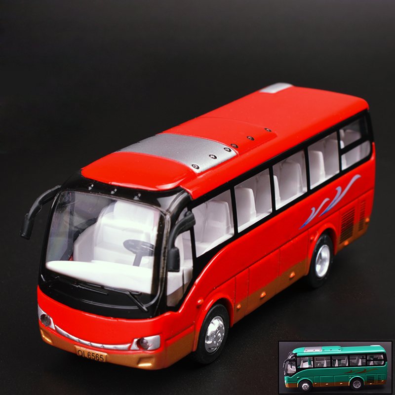 1PIC High Simulation Bus 1:32 Scale Pull Back School Bus Model, Diecast Bus Cars Toy Classic Toys Diecasts&toy Vehicles Subaru(China (Mainland))