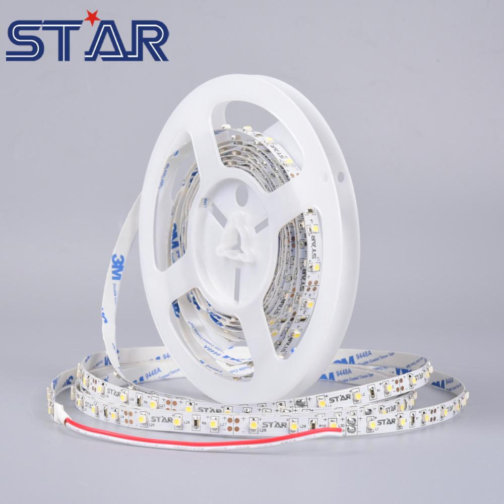 5m SMD3528 RGB Flexible LED Strip Light 60leds/m IP20 IP65 IP66 DC12V Flex LED Bar Ribbon Tape Ledstrip String 8 Colors(China (Mainland))