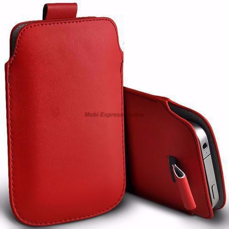 Leather Phone Bag Pull Tab For Oneplus 5/3/3T Xiaomi Mi A1 Redmi Note 4 Pro 4x/3x Meizu M3s/Mini Sleeve Case Cover Pouch Wallet