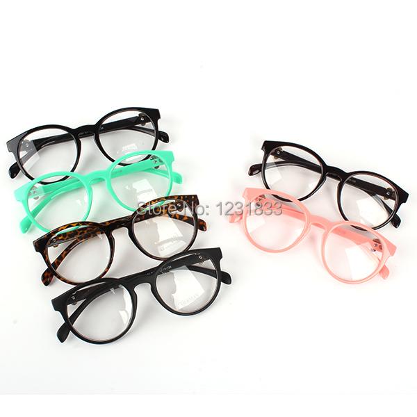 Metal Skull Round Eyeglasses Unisex Glasses Frame Spectacles Eyewear(China (Mainland))