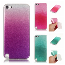 Buy Coque iPod Touch 5 Case Silicone Glitter Bling Gradient Cover iPod Touch 5 6 Transparent Phone Case iPod Touch 5 6 Cover for $1.19 in AliExpress store