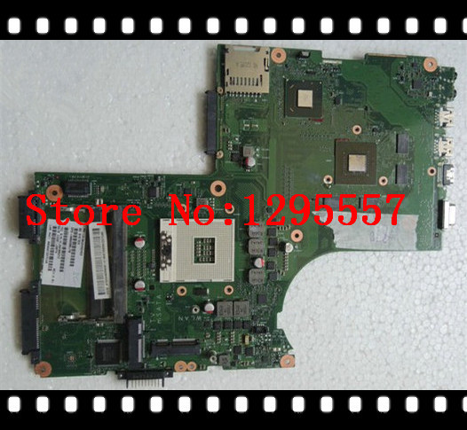 Hot Sales 1310A2492452 For Toshiba P870 Motherboard 6050A2492401-MB-A02 HM76 non-integrated N13P-GS-A2 DDR3 100% fully tested(China (Mainland))