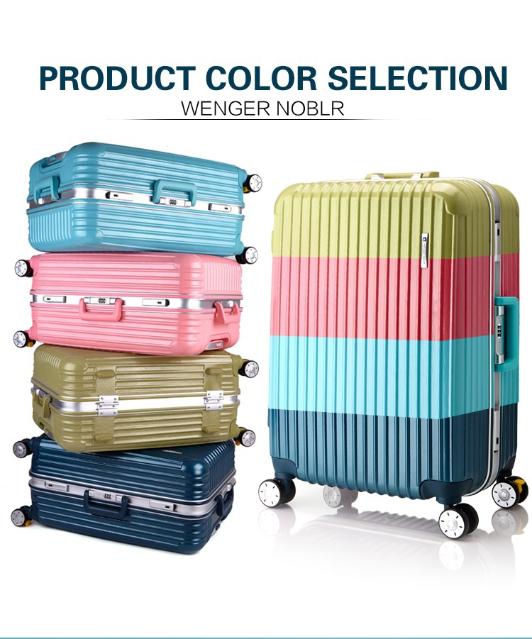 2015 new brakes suitcase ABS PC best carry-on Luggage bags, trolley case rolling luggage travel bag,baggage free shipping(China (Mainland))