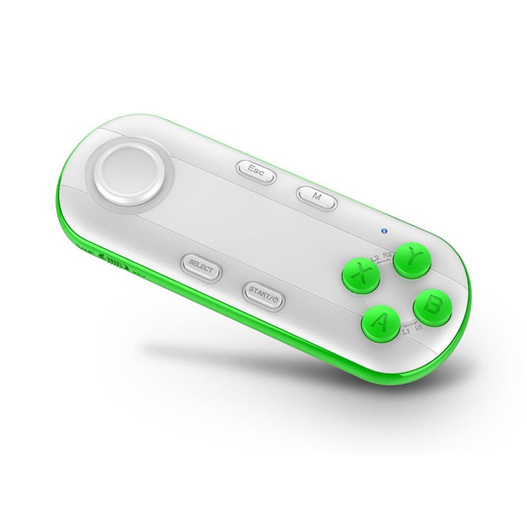 Wireless Bluetooth Gamepad VR Remote Mini Bluetooth Game Controller Joystick For IPhone IOS Xiaomi Android Gamepad For PC VR Box