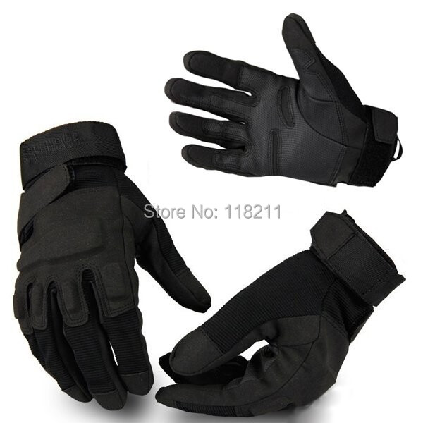 New Tactical Cool Weather Shooting Bike Cycling Motor Bicycle Sport Outdoor Gloves Size M L XL(China (Mainland))