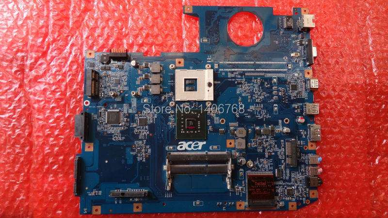 7735 GM Free Shipping Laptop motherboard for ACER 7735 AMD Integrated GM fully tested 60 days warranty(China (Mainland))