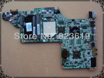 For HP/COMPAQ DV6-3000 AMD laptop motherboard 595133-001,100%Tested and guaranteed in good working condition!!