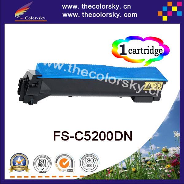 (CS-TK550) Color print top premium toner cartridge For Kyocera TK 550 551 552 554 FS 5200 C5200DN (7k/6k pages)<br><br>Aliexpress