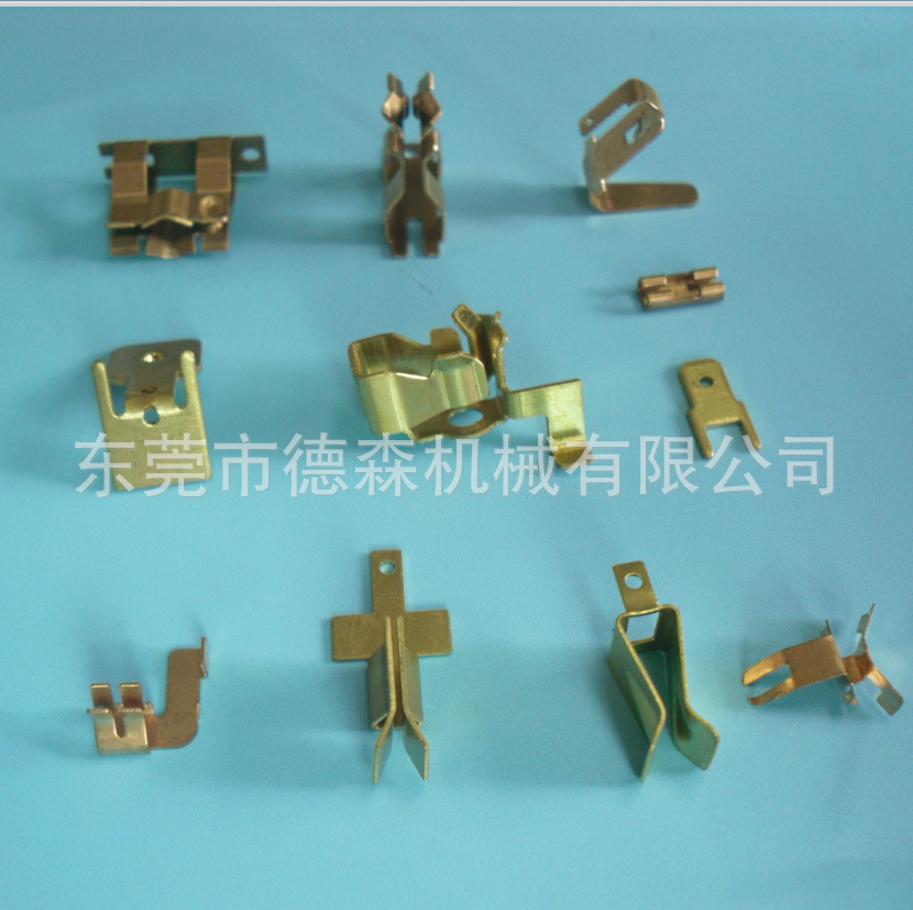 Hardware manufacturers supply outlet, battery spring, lamp holder contact piece(China (Mainland))