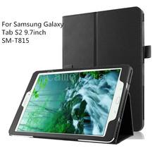 For Samsung Galaxy Tab S2 9.7inch,Slim Folding Cover Case for Samsung Galaxy Tab S2 9.7 (SM-T815) Android 5.0 2015 Version