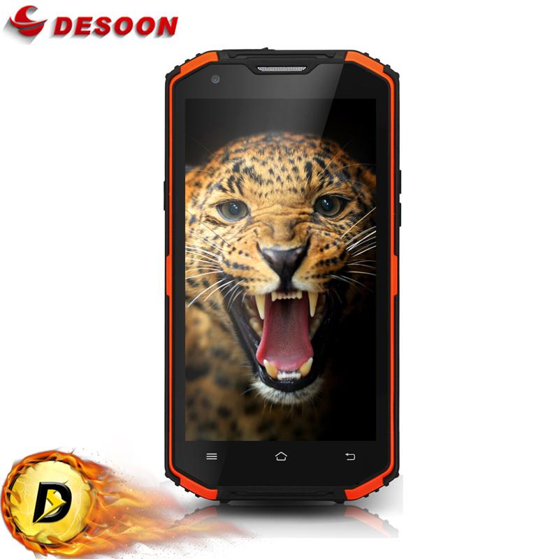 "Original Vphone X3 NO.1 X3 Mobile Phone Android 5.1 5.5"" HD Screen 2G RAM 16G ROM IP67 Waterproof 4500mAh Battery(China (Mainland))"