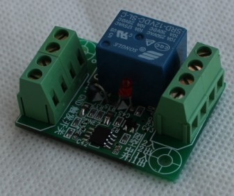 Free Shipping Touch switch control relay Bistable circuit Soft switch turn hard-switching(China (Mainland))