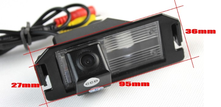 Car Camera For Hyundai i30  Elantra Touring GT 2007~2012 High Quality Rear View Back Up Camera For Fans Use  RCA size