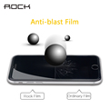 ROCK Premium Tempered Glass Film for iPhone 7 6 6s 5 5s se 9H Hard 2
