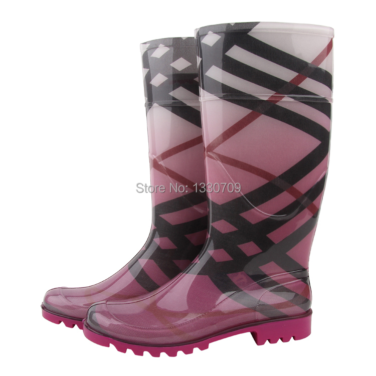 2015 on sale !  rainboots ,  England rain  boots , excellent quality rain boot , branded waterproof boots ,pink rain boots<br><br>Aliexpress