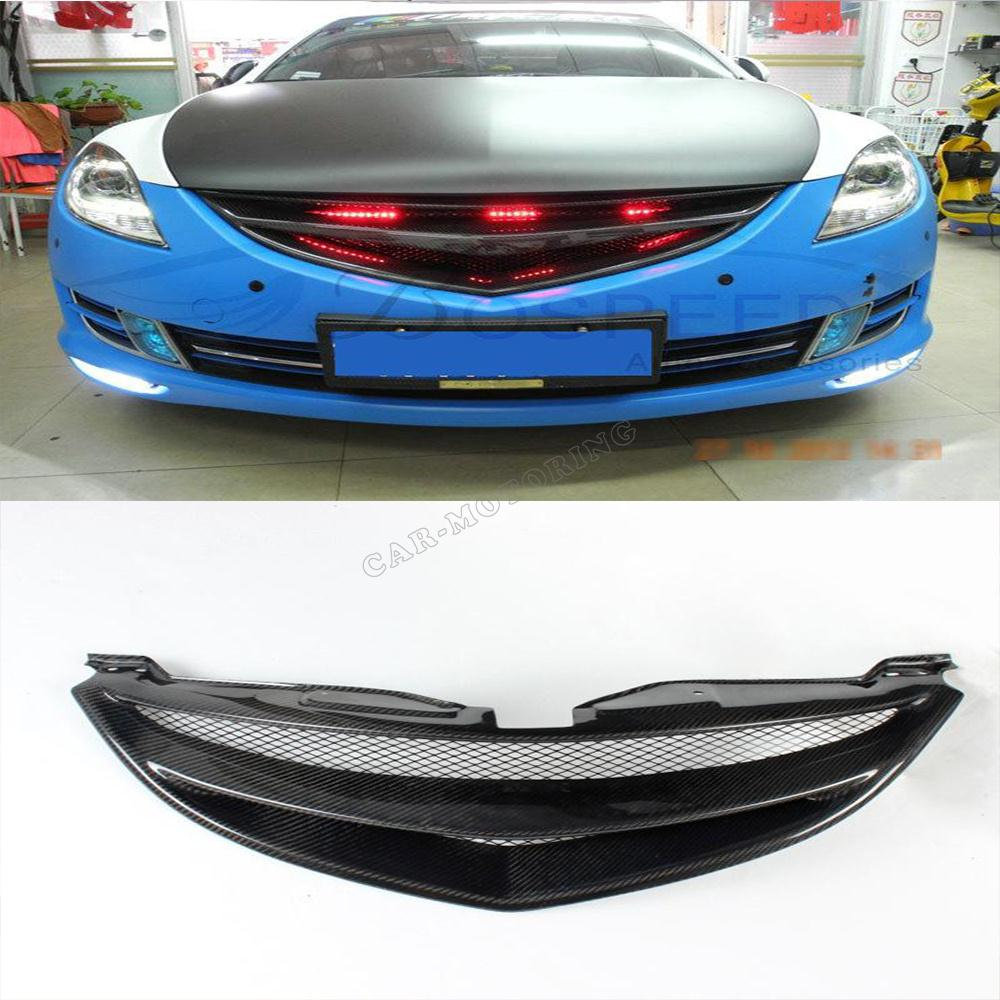 Aluminum Alloy Front Bottom Grill Grille Cover Trim For 2004 2008 Mazda 6: Online Buy Wholesale Mazda 6 Front Bumper From China Mazda 6 Front Bumper Wholesalers