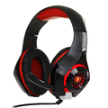 FSTONG Games Headphones Headset Earphone with Microphone LED Light for Xiaomi Ipad PC Computer Mobile Phones