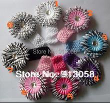 cheap crocheted hair accessories