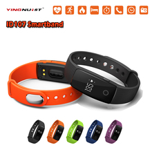 Buy ID107 Smart Band Bluetooth Smart Bracelet Heart Rate Monitor Wristband Fitness Tracker Smartband Android iOS PK mi band 2 for $25.92 in AliExpress store