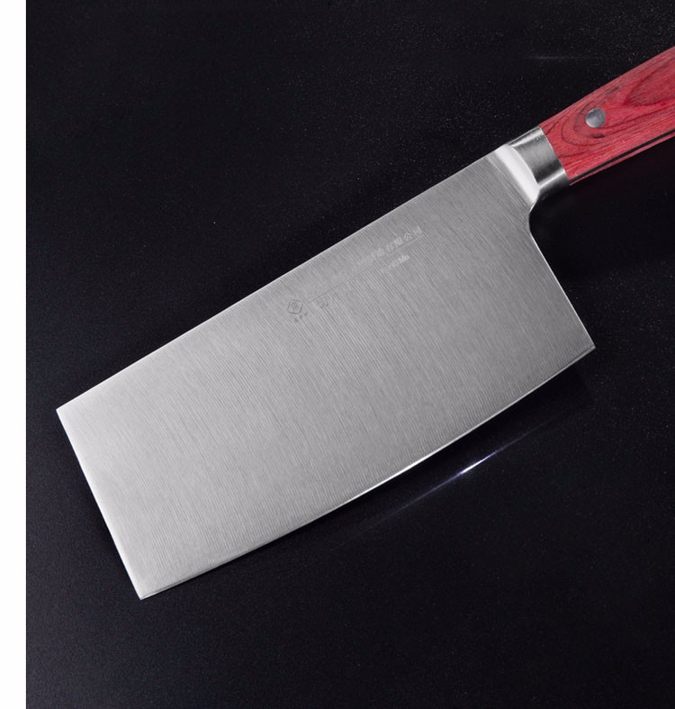 "Buy New Sharp japanese kitchen knife 7"" chef knife multifunctional stainless steel meat Cleaver Filleting Knives kitchen accessories cheap"