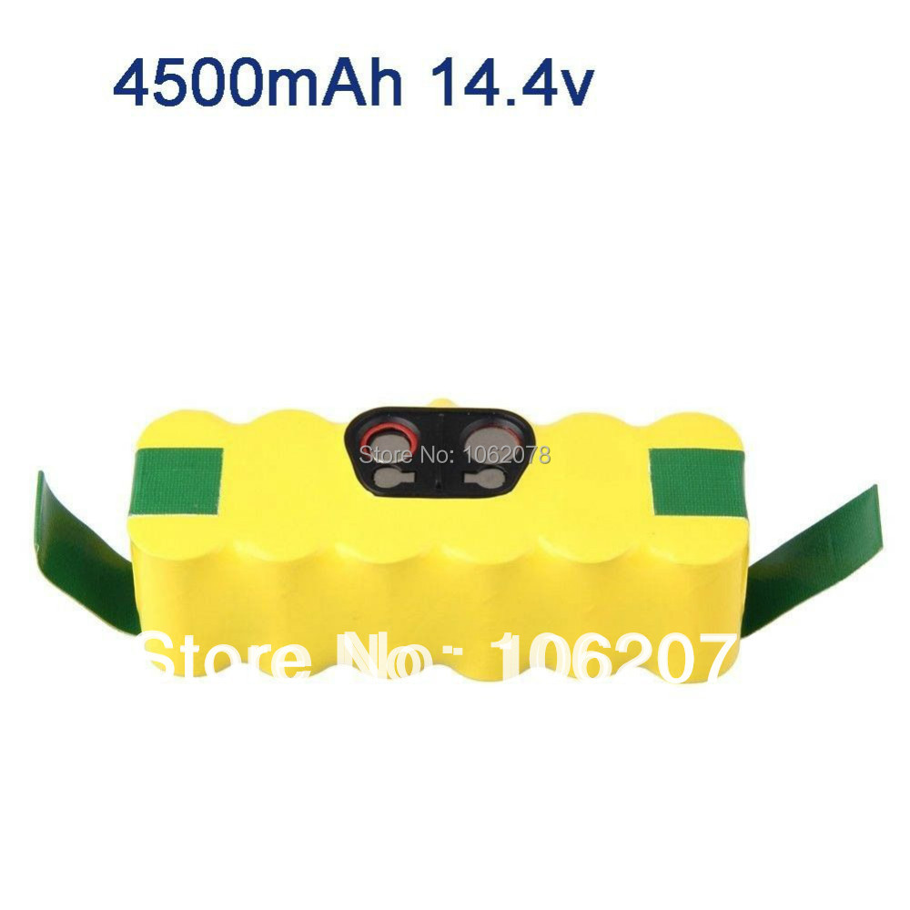 4500 mAh New High quality Battery Pack for iRobot Roomba 560 530 510 562 550 570 500 581 610 780 532 770 760 battery Robotics(China (Mainland))