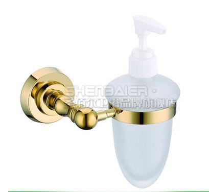 popular gold soap dispenser
