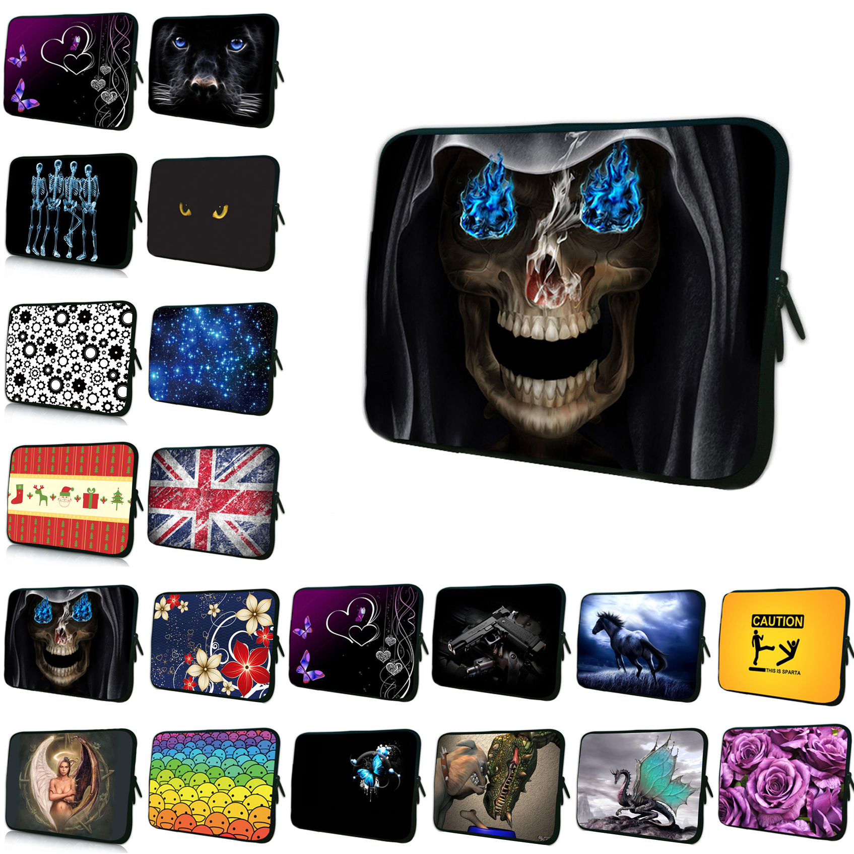 Cool Mens Portable Bag Shockproof Cover Sleeve Cases 7 10 12 13 14 15 17 17.3 Laptop Bags For Lenovo Acer Asus Samsung Dell Sony(China (Mainland))