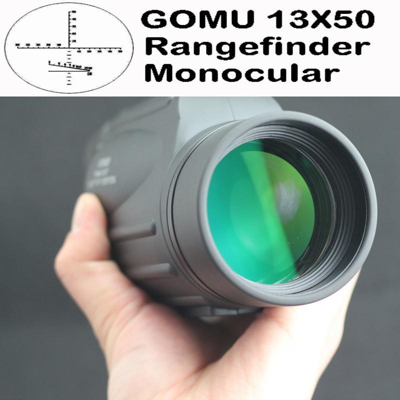 13X50 waterproof floating bird watch spotting scope rangefinder monocular telescope DH031<br><br>Aliexpress