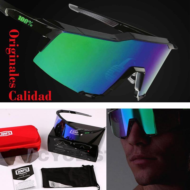 Original Quality 100 SpeedCraft Sunglasses Men Outdoor Sports Sunglass Glasses Goggles Eyewear Gafas Oculos De Sol Brand 2017(China (Mainland))