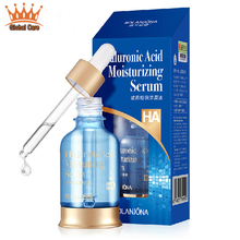 2pcs Concentrated Hyaluronic Acid Anti-Aging Hydrating Moisturizers Whitening Skin ROLANJONA Face Care Cream Serum free shipping