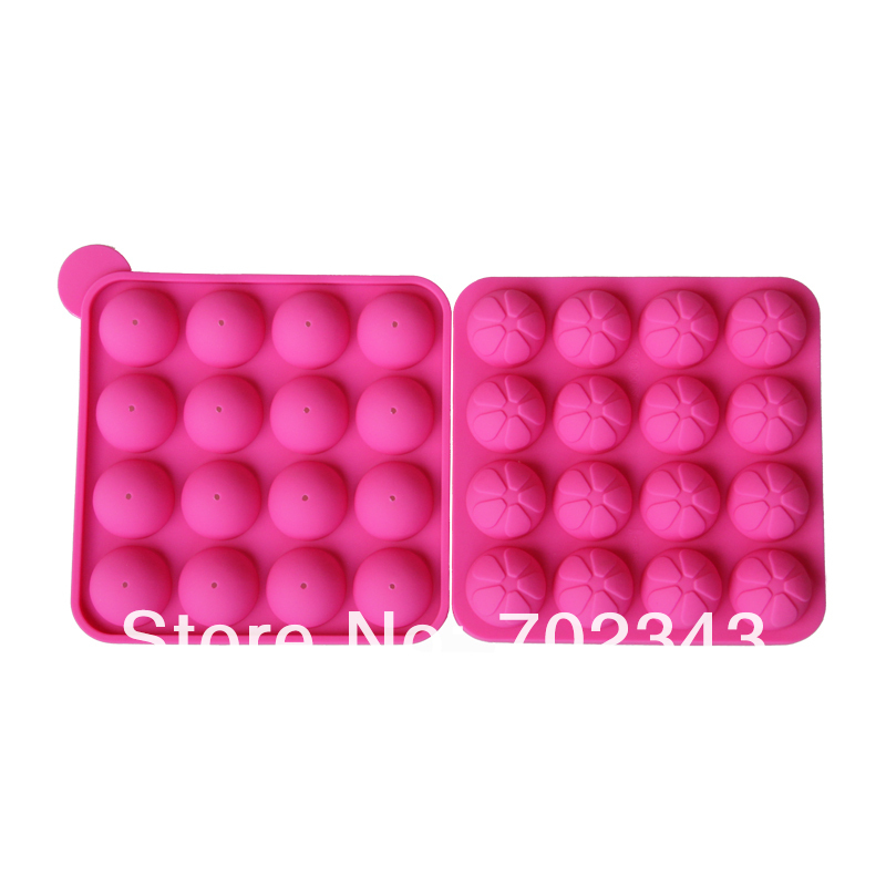 cake pops silicone mould set party birthday cake pop mould 15cm lollipop sticks on aliexpress. Black Bedroom Furniture Sets. Home Design Ideas