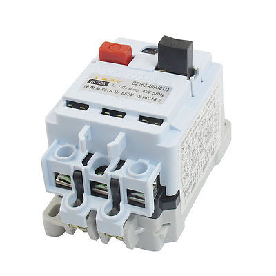 DZ162-40 AC 660V 32Amp Overload Switch Circuit Breaker(China (Mainland))