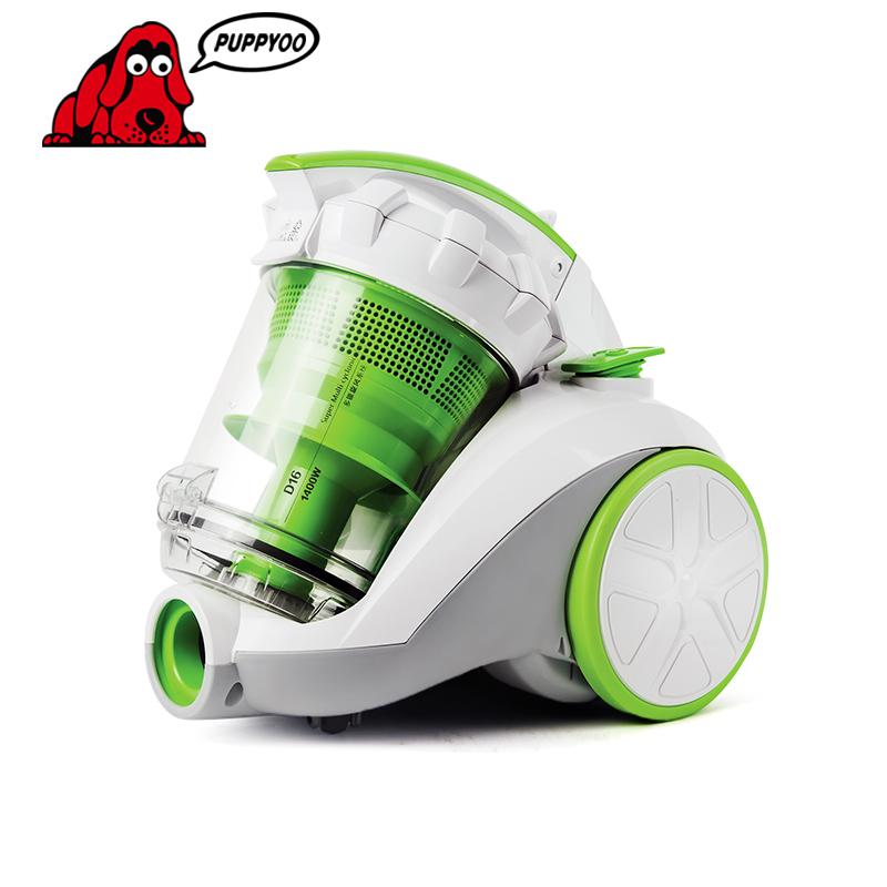 PUPPYOO Cleaner low noise Mites-killing Vacuum Cleaner For Home Vacuum Cleaner Powerful Suction Dust Collector WP16()