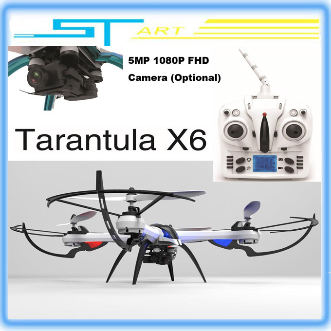 JJRC tarantula x6 quadcopter drone with camera rc helicopter professional drones RTF 2.4GHz 1080P FHD 720P HD Camera Optional<br><br>Aliexpress