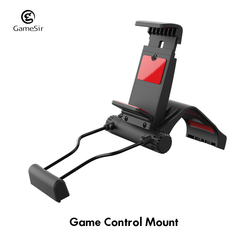 multi-angle adjustable  ,stretchable ,removable game  controller mount,game controller bracket for GameSir G3/G3s/G3w