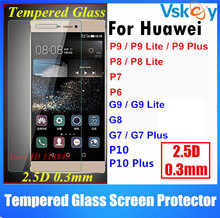 Buy 20pcs 2.5D 0.3mm Tempered Glass For Huawei P10 Plus Explosion Proof P10 Lite Screen Protector Anti-Shatter Protective Film for $12.00 in AliExpress store