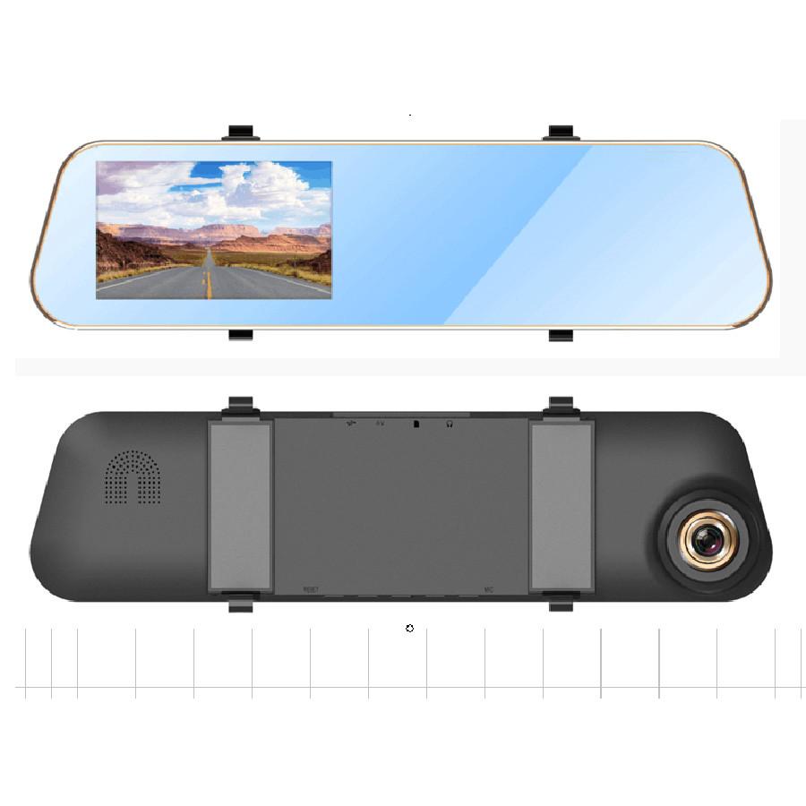 Car Rearview Mirror Dash Cam Full HD 1080P DVR Night Vision Video Recorder Auto Registrator Camcorder 160 Degree Camera Car DVRS(China (Mainland))