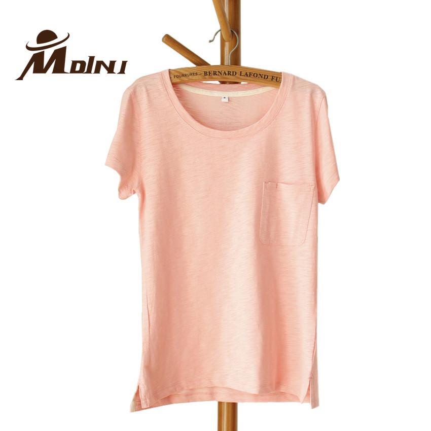 T shirt women cotton top tees female fashion t shirt for Best t shirts for summer