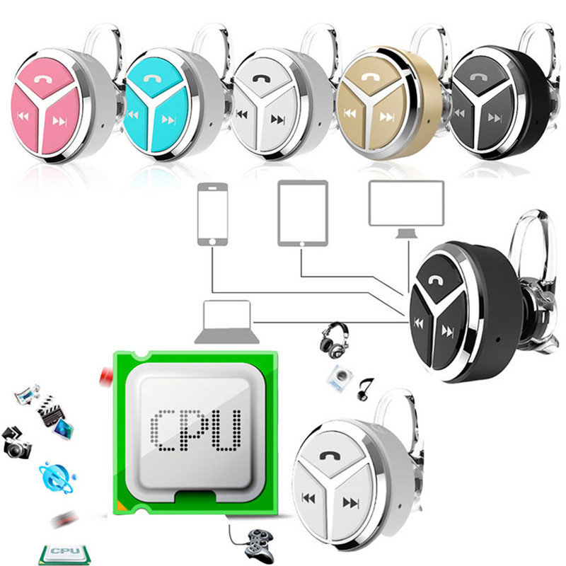 2016 New Q5 Mini Stereo Mini Binaural Universal Bluetooth Headset Earphone Headphone 4.0 Handsfree For Android Apple Microsoft(Hong Kong)