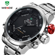The new 20115, WEIDE watches, waterproof outdoor sports watch, quartz watch, LED display, multi-function watches, men's watches