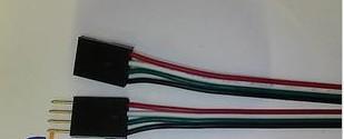 10pcs/lot 26 dupont line 4p 2.54 30cm long extension cable dupont(China (Mainland))