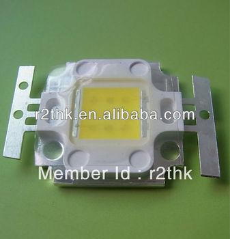 Superbrightness 990lm LED heatsink Copper Base 45mil Bridgelux Epistar LED COB 9W