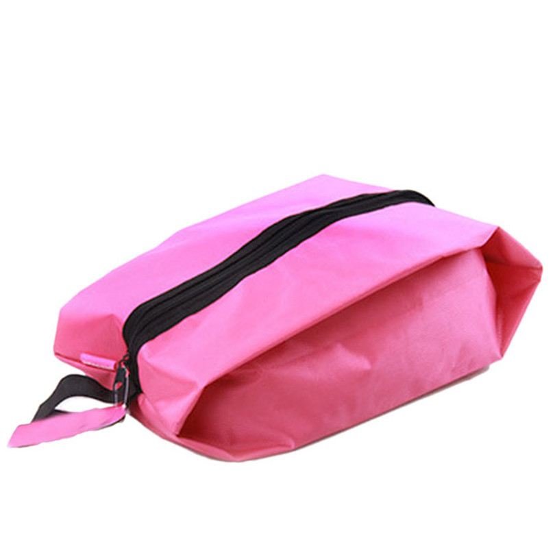 Durable Waterproof Portable Travel Tote Toiletries Laundry Shoe Pouch Storage Bag Fast Shipping(China (Mainland))